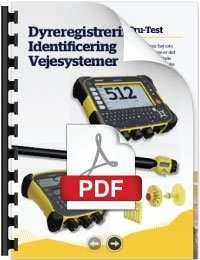 TRU-TEST brochure dyreregistrering og vejesystemer